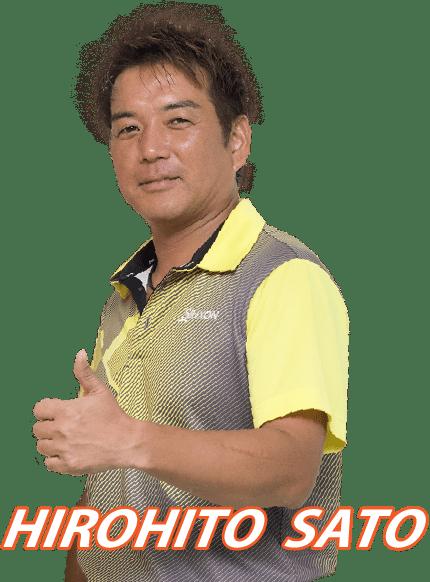 HIROHITO SATO